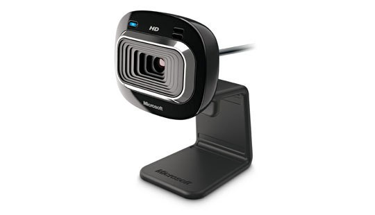 Microsoft LifeCam HD-3000 for Business webcam 1 MP 1280 x 720 Pixel USB 2.0 Nero cod. T4H-00004