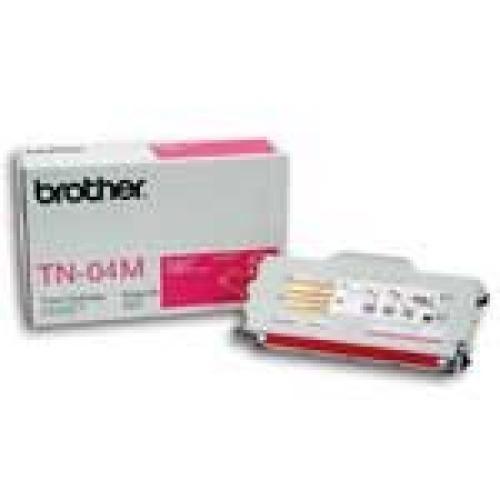 Brother TN04M Magenta Toner Cartridge - TN04M