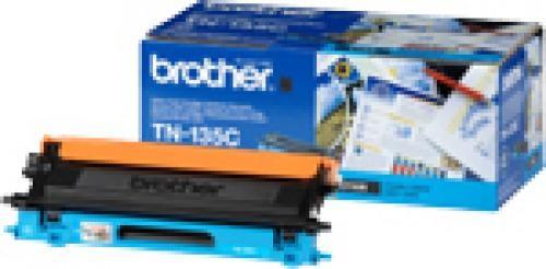 Brother Cyan Toner Cartridge for HL-40xx - TN135C