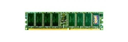 Transcend 1GB  128Mx64 DDR400 CL3 DIMM 16CHIPS - TS128MLD64V4J