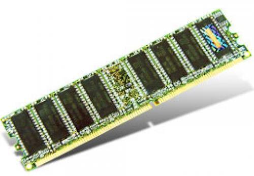 Transcend 1GB Memory module for IBMDESKTOP. (Double Rank) (33L3308, 33L3309) memoria DDR 266 MHz cod. TS1GIB3308