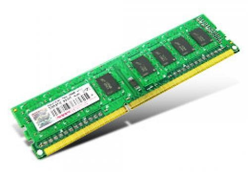 Transcend 8GB DDR3 1333MHz DIMM memoria 2 x 8 GB cod. TS1GLK64V3H