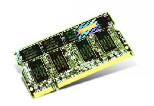Transcend 512 MB DDR DDR333 Non-ECC Memory memoria 0,5 GB 333 MHz cod. TS64MSD64V3J