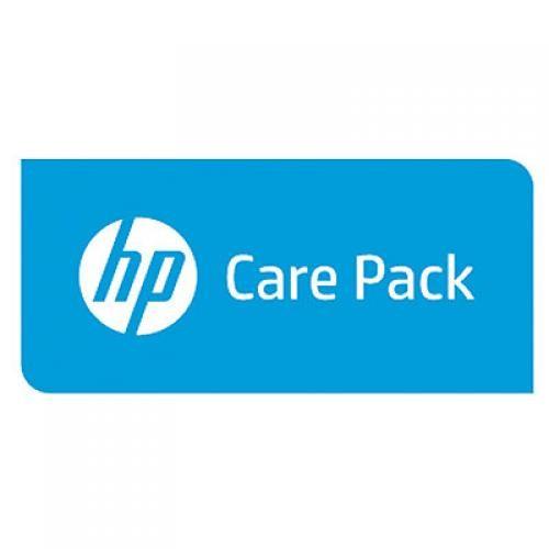 HP 5 anni di assistenza risposta il giorno lavorativo successivo con trattenimento supporto difettoso Color OJ X555 cod. U1UN0E