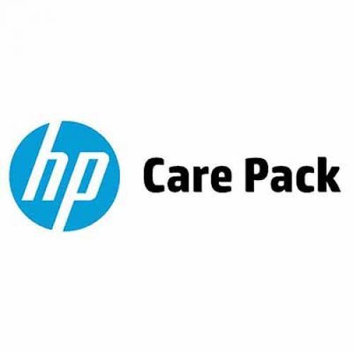 HP 5 anni ass. HW , risp./giorn. lav. succ., tratt. supp. difettoso per stampante COJ X585 Managed cod. U8HN6E