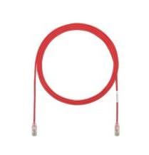 Panduit 20m Cat6 UTP cavo di rete U/UTP (UTP) Rosso cod. UTP28SP20MRD