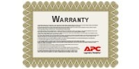 APC 1 Year Extended Warranty for NetworkAIR Air Removal Unit cod. WEXTWAR1YR-AX-11
