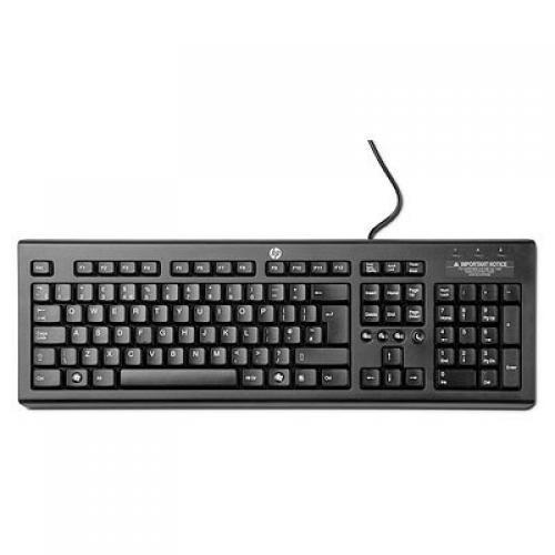 HP Tastiera classica cablata cod. WZ972AA
