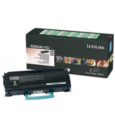 Lexmark X264A11G cartuccia toner Original Nero 1 pezzo(i) cod. X264A11G