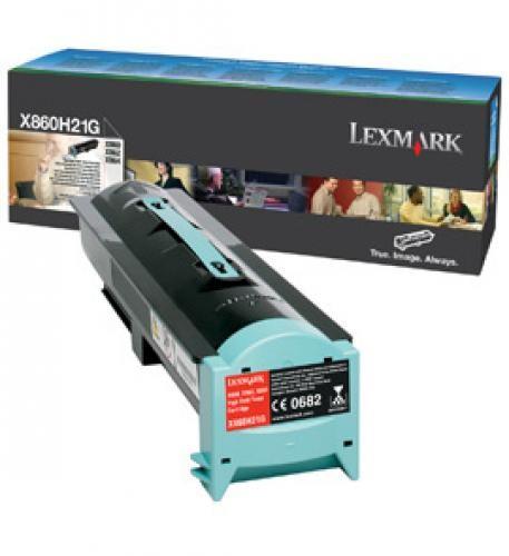 Lexmark X860H21G cartuccia toner Original Nero 1 pezzo(i) cod. X860H21G