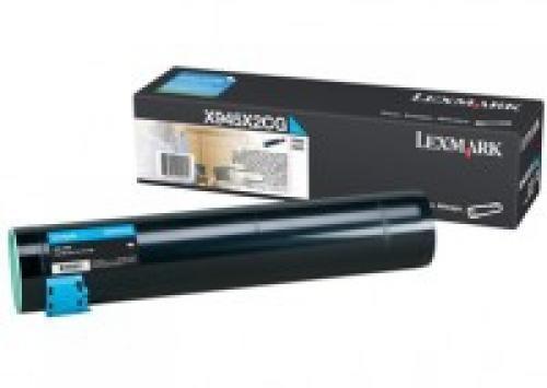 Lexmark X940e, X945e 22K cyaan tonercartridge - X945X2CG