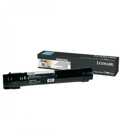 Lexmark X950X2KG cartuccia toner Original Nero 1 pezzo(i) cod. X950X2KG