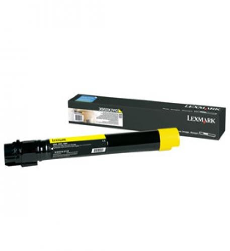 Lexmark X950X2YG cartuccia toner Original Giallo 1 pezzo(i) cod. X950X2YG