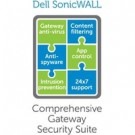 SonicWall Gateway Anti-Malware cod. 01-SSC-0458