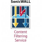 SonicWall Content Filtering Service cod. 01-SSC-0608