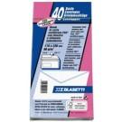 Blasetti Mailpack Carta Bianco busta cod. 0517