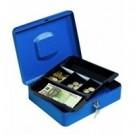 Lebez 065-BL Nero, Blu cassetta per monete e banconote cod. 065-BL
