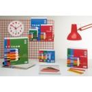 Blasetti Team 15x21cm quaderno per scrivere Multicolore cod. 1004S