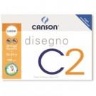 Canson C2 Art paper pad 20fogli cod. 100500448A
