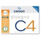 Canson C4 Art paper pad 20 fogli cod. 100500449