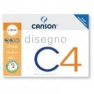 Canson C4 Art paper pad 20fogli cod. 100500450