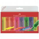 Faber-Castell TEXTLINER evidenziatore 8 pezzo(i) Multi cod. 154662