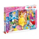 Clementoni Disney Princess Puzzle 104 pezzo(i) cod. 20140