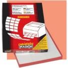 Markin 210A408 Bianco etichetta per stampante cod. 210A408