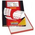 Markin 210C550 Bianco etichetta per stampante cod. 210C550