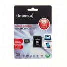 Intenso 8GB MicroSDHC memoria flash Classe 10 cod. 3413460