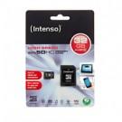 Intenso 32GB MicroSDHC memoria flash Classe 10 cod. 3413480