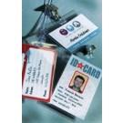 GBC Pouch per carta di credito 60x90 mm 2x125 mic lucide (100) cod. 3743157