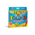 Carioca Jumbo marcatore Extra grassetto Multicolore 12 pezzo(i) cod. 40569