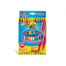 Carioca Birello Fine/Medio Multicolore 12pezzo(i) marcatore cod. 41457