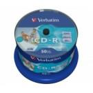 Verbatim 43438 KIT 50CDR 52X WIDE PR. VERBAT - 43438