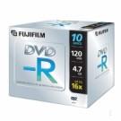 Fujifilm DVD-R 4,7Gb jewelcase 16x 10-pack 10 pezzo(i) cod. 47586