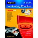 Fellowes 5306302 100pezzo(i) pellicola per plastificatrice cod. 5306302
