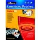 Fellowes 5307101 100pezzo(i) pellicola per plastificatrice cod. 5307101