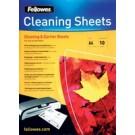 Fellowes 5320604 cassetta di pulizia cod. 5320604