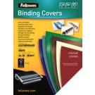 Fellowes 5373602 cartellina A4 Carta Bianco 25 pezzo(i) cod. 5373602