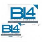 Blasetti BL4 carta da disegno Aspro 20 fogli cod. 6172
