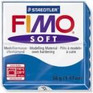 Staedtler FIMO soft Argilla da modellare Blu 56 g 1 pezzo(i) cod. 8020-37