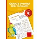 Erickson Gioco e imparo con i numeri cod. 978-88-590-0447-9