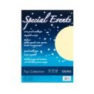 Favini Special Events A4 (210×297 mm) Crema carta inkjet cod. A69Q154
