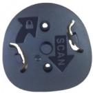Zebra BRKT-LM0093C-04 lettero codici a barre e accessori cod. BRKT-LM0093C-04