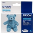 Epson Teddybear T061 Cyan Ink Cartridge Original Ciano cod. C13T061240
