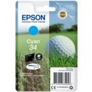 Epson Singlepack Cyan 34 DURABrite Ultra Ink cod. C13T34624020