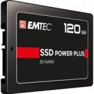 """Emtec X150 Power Plus 2.5"""" 120 GB Serial ATA III cod. ECSSD120GX150"""