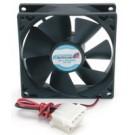 StarTech.com 9.2cm Dual Ball Bearing PC Case Cooling Fan w/Internal Power Connector - FANBOX92