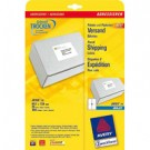 Avery J8169-25 Bianco etichetta per corrispondenza cod. J8169-25